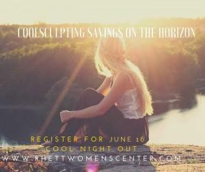 Coolsculpting Event June 16